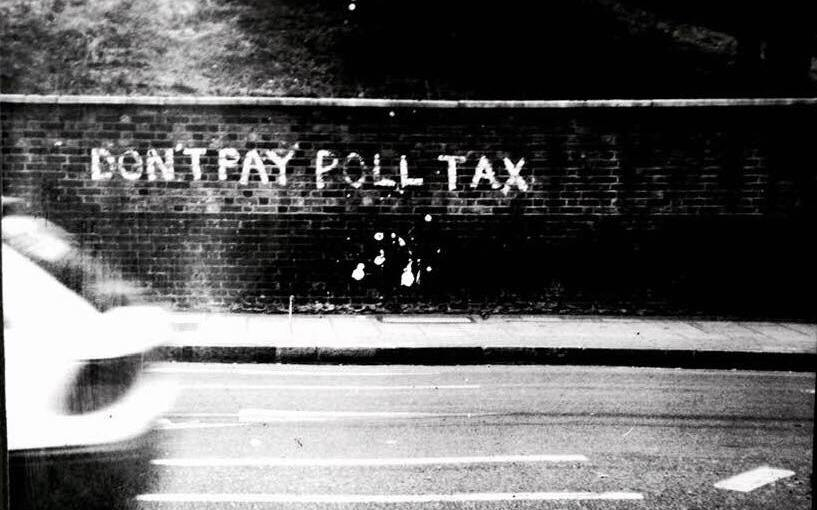 The fight against the Poll tax