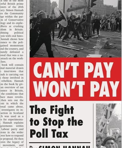 Can't Pay, Won't Pay The Fight to Stop the PollTax